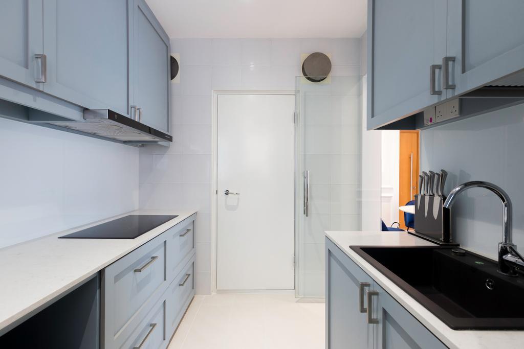 Contemporary, Condo, Kitchen, The Geranium, Interior Designer, Artitecture