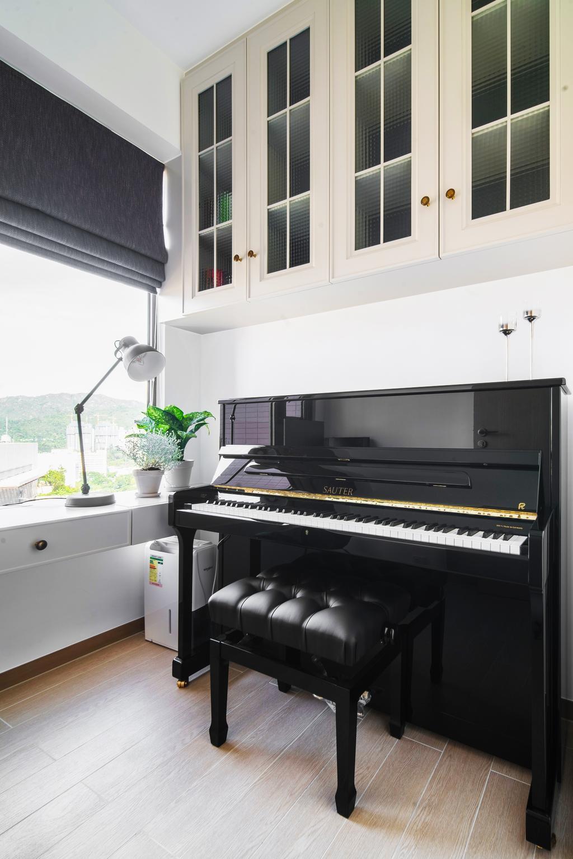 隨性, 私家樓, 睡房, 豐連, 室內設計師, monoo interior Limited