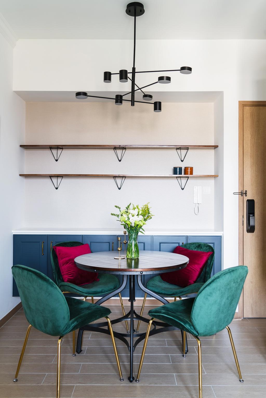 隨性, 私家樓, 飯廳, 豐連, 室內設計師, monoo interior Limited