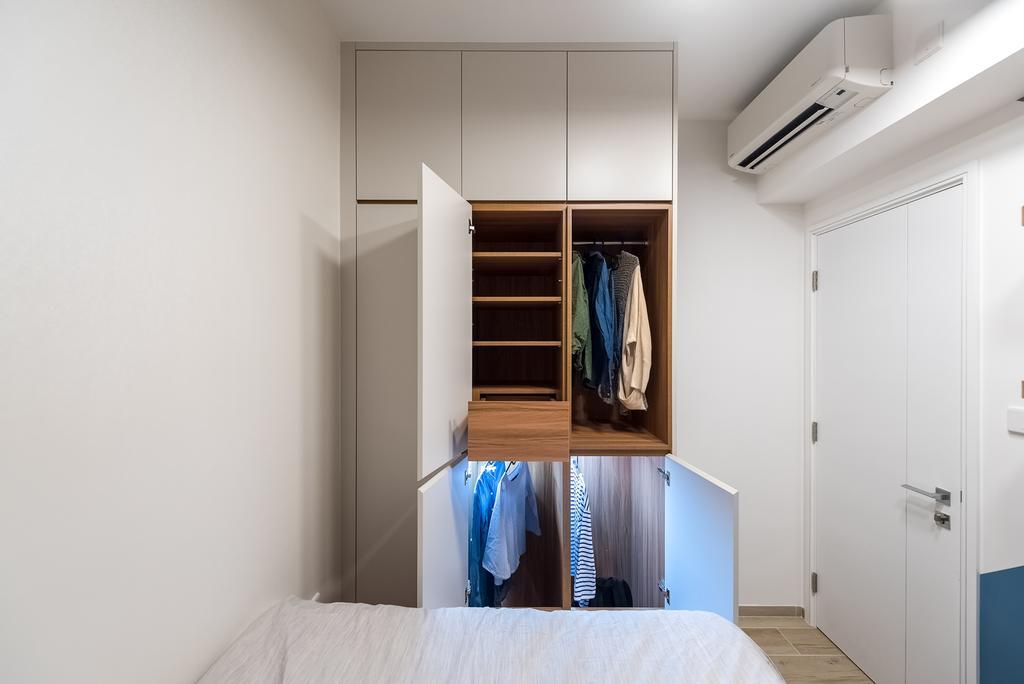 隨性, 私家樓, 睡房, 啟德嘉匯, 室內設計師, Deco Farmer Studio