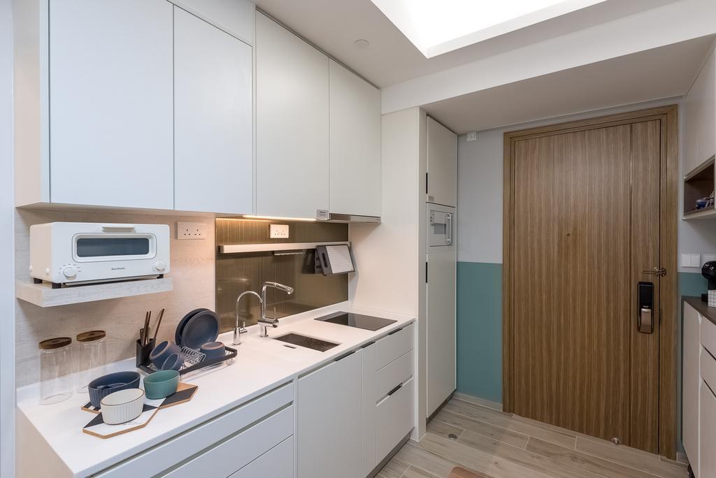 隨性, 私家樓, 廚房, 啟德嘉匯, 室內設計師, Deco Farmer Studio