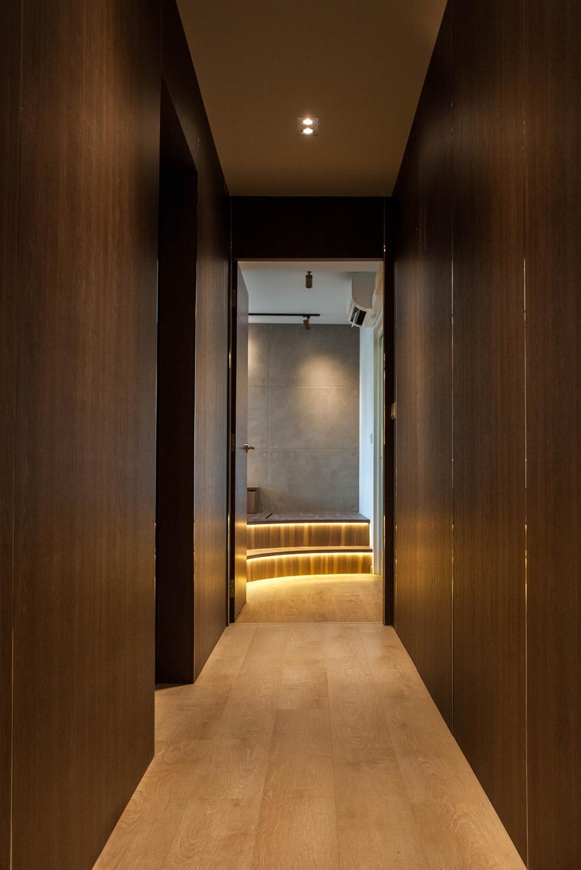 Contemporary, HDB, Punggol Place, Interior Designer, Piuttosto Design