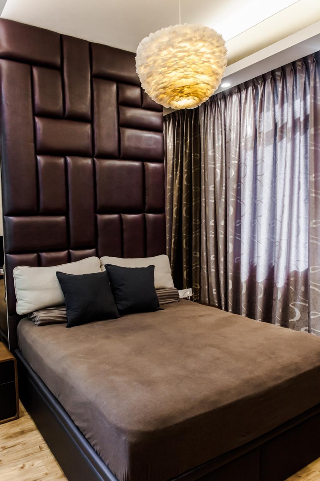 Contemporary, Condo, Bedroom, Parc Oasis, Interior Designer, Piuttosto Design