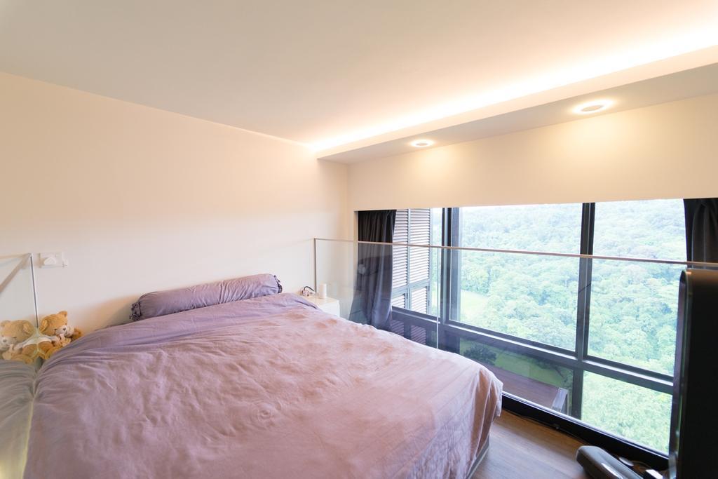 Contemporary, Condo, Bedroom, The Hillier, Interior Designer, Piuttosto Design