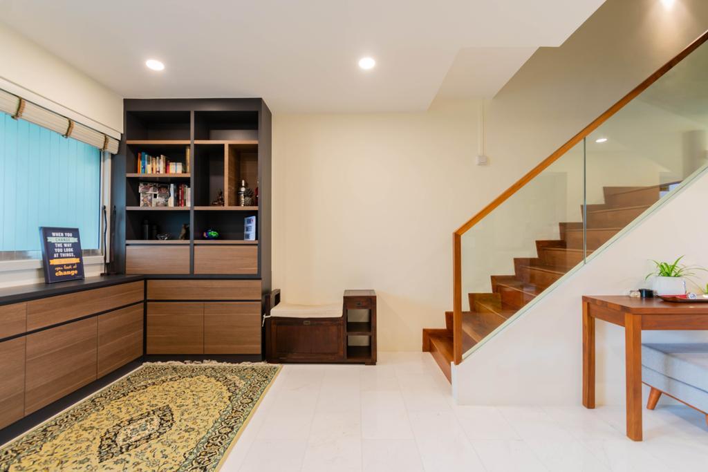 Contemporary, HDB, Hougang Street 52, Interior Designer, Yang's Inspiration Design