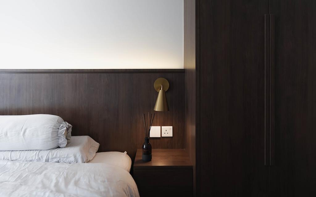 Contemporary, HDB, Bedroom, Tampines Street 61, Interior Designer, Authors • Interior & Styling
