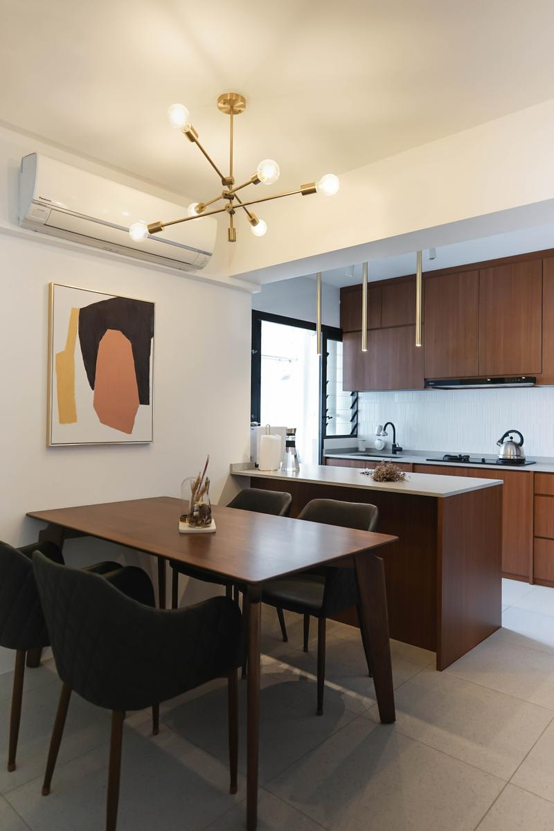 Tampines Street 61 by Authors • Interior & Styling