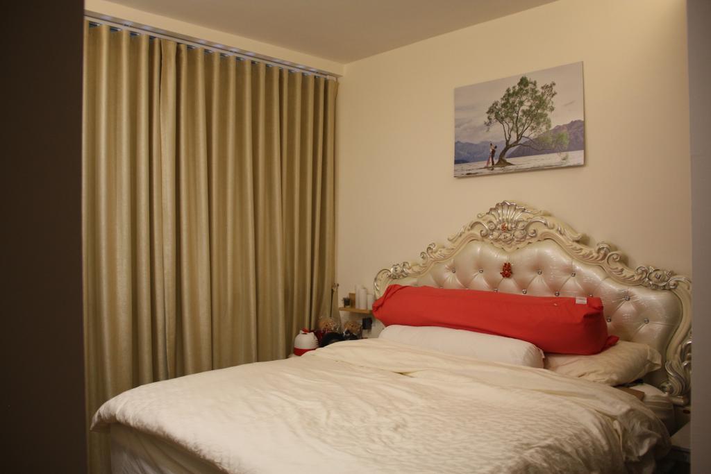 Contemporary, Condo, Bedroom, Sol Acres, Interior Designer, Step Dezign