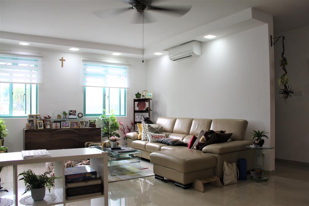 Traditional, Condo, Living Room, Ballota Park, Interior Designer, Step Dezign