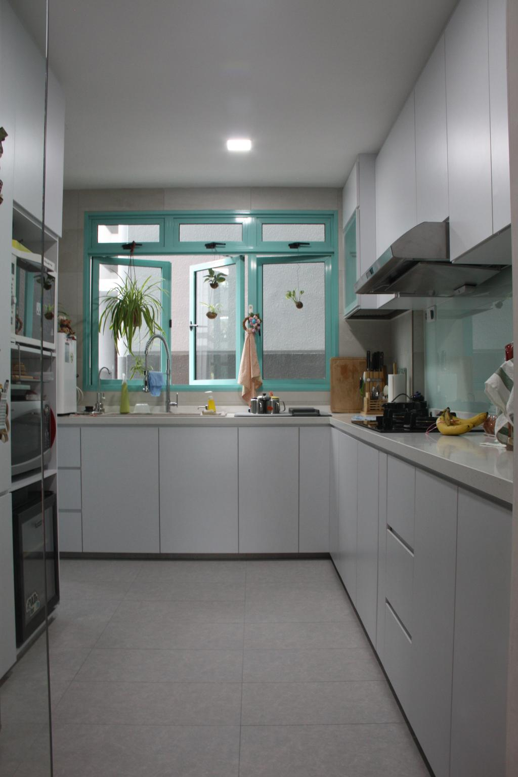 Traditional, Condo, Kitchen, Ballota Park, Interior Designer, Step Dezign