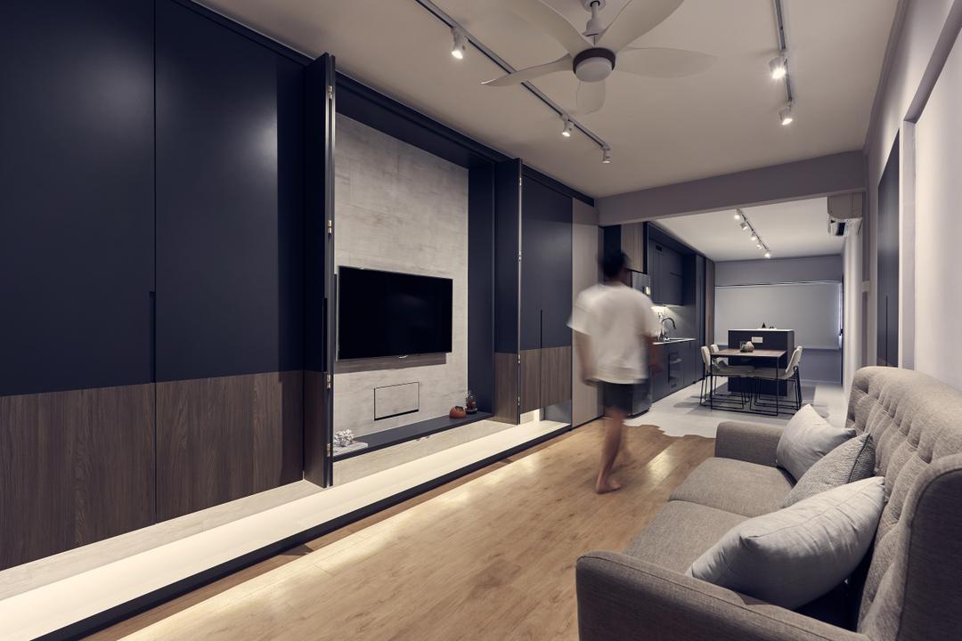 Ang Mo Kio Avenue 9 by Happe Design Atelier