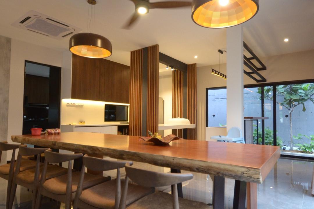 139 House, TTDI by WanHui Architect