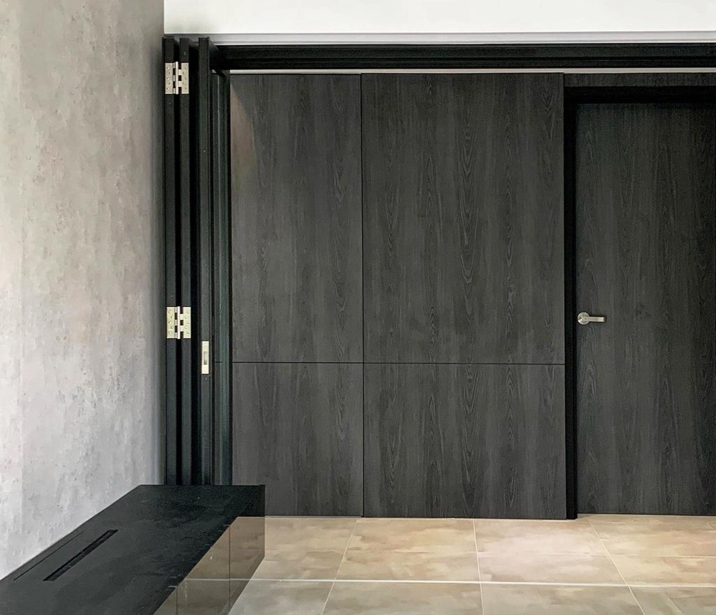 Modern, Condo, Prive Condo, Interior Designer, ISH Interior Design