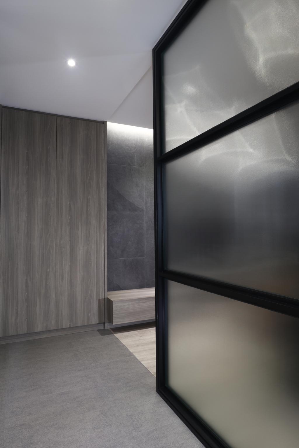 Modern, HDB, Living Room, Tampines Street 21, Interior Designer, ISH Interior Design