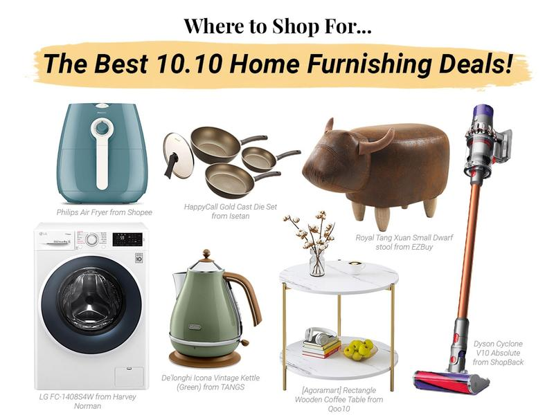 10 10 Sales Where To Shop For The Best Home Furnishing Deals Qanvast