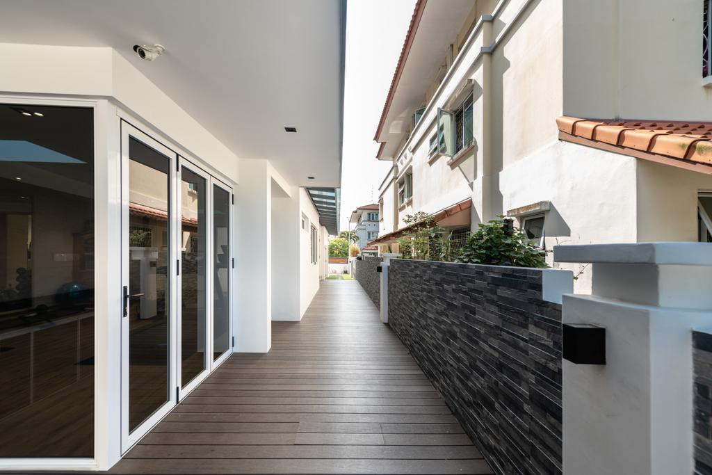 Contemporary, Landed, Garden, Countryside Road, Interior Designer, The Orange Cube