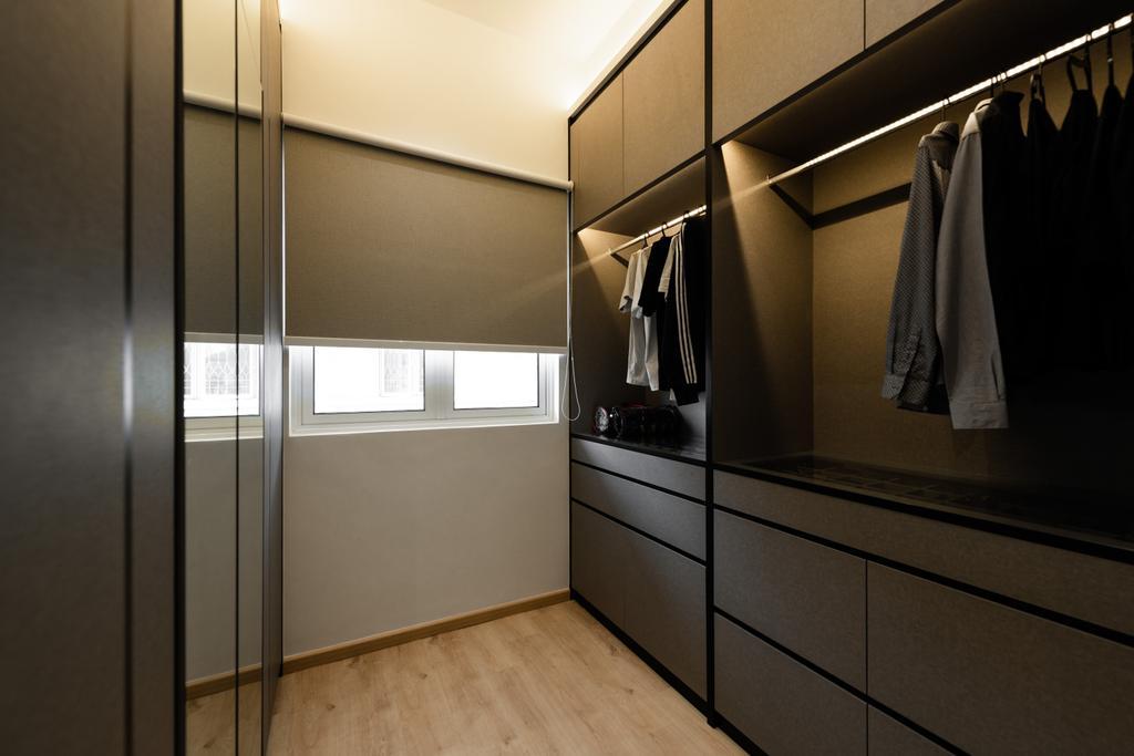 Contemporary, Landed, Bedroom, Countryside Road, Interior Designer, The Orange Cube