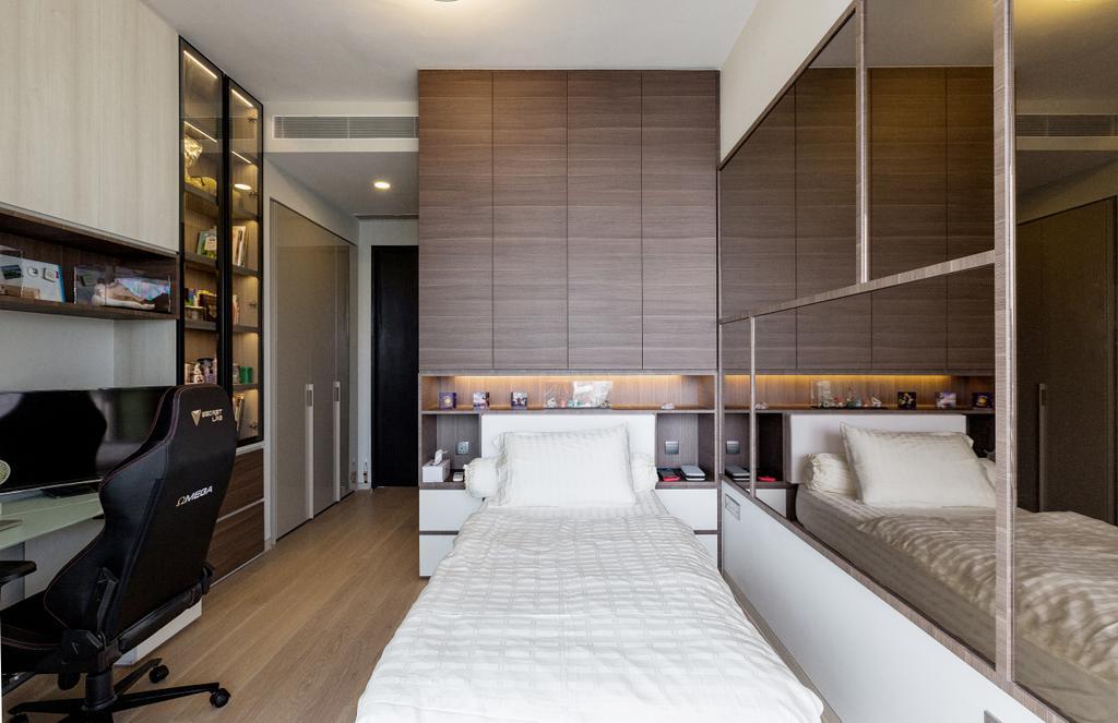 Contemporary, Condo, Bedroom, Corals at Keppel Bay, Interior Designer, Stylemyspace