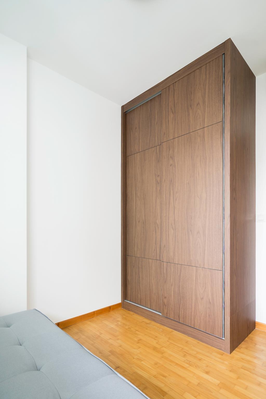 Contemporary, Condo, One Canberra, Interior Designer, DreamVision Designer