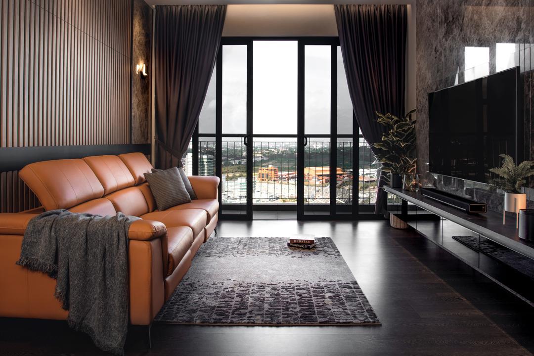 Sky Peak Residence, JB by Trinity Design Studio