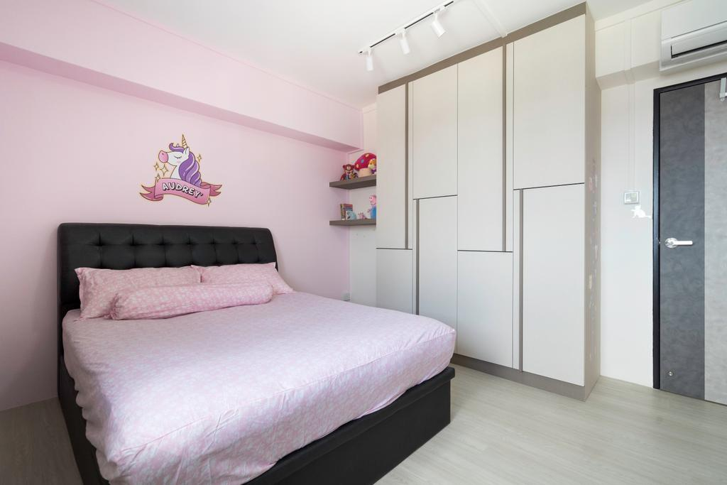 Modern, HDB, Bedroom, Pasir Ris Street 21, Interior Designer, Willis Design