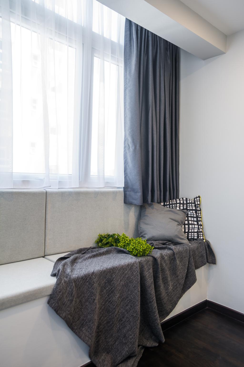 Contemporary, Condo, Imperial Heights, Interior Designer, Archive Design