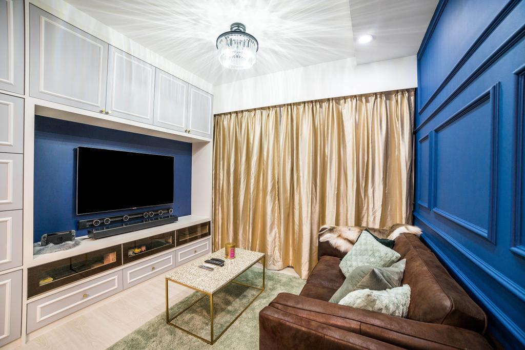 Contemporary, Condo, Living Room, Sol Acres, Interior Designer, Archive Design