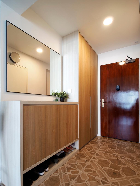 Contemporary, HDB, Sengkang West Way, Interior Designer, Urban Habitat Design