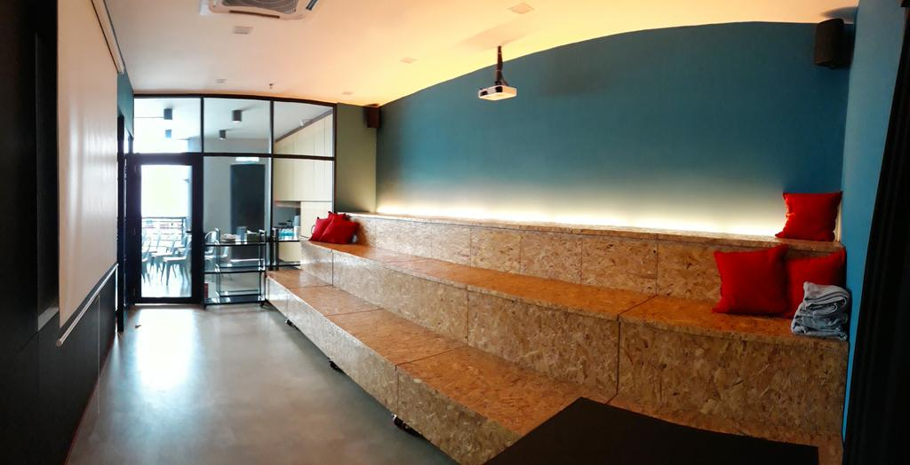 Jaya One, Petaling Jaya, Commercial, Interior Designer, Zyon Studio Sdn. Bhd., Contemporary, Industrial
