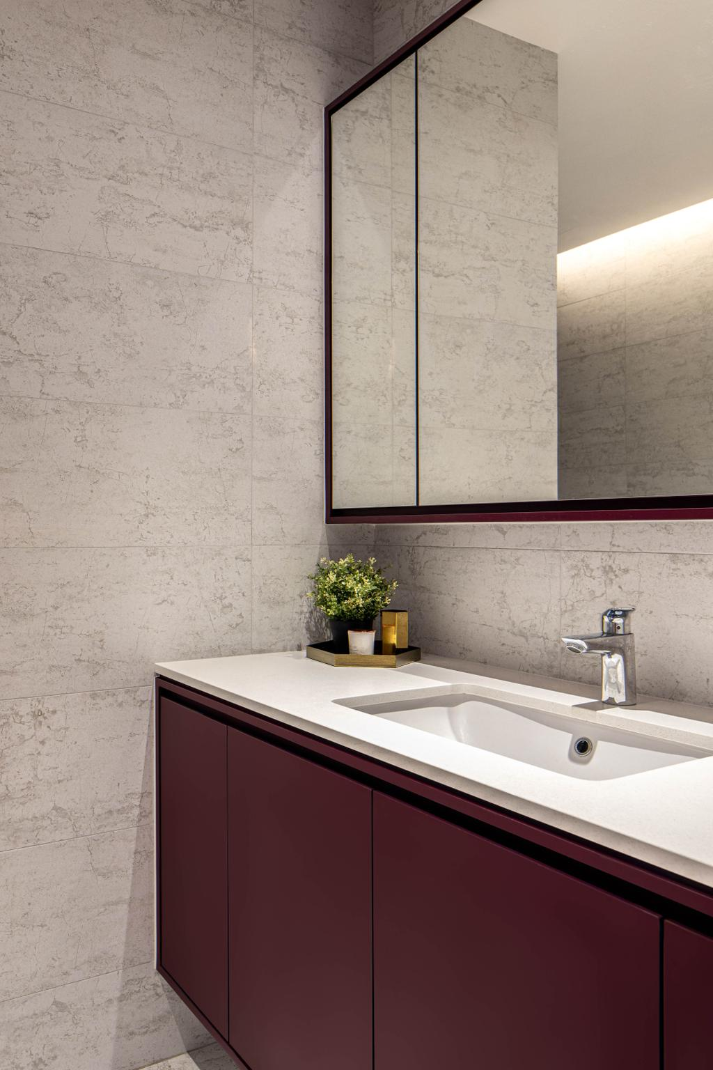 Contemporary, Landed, Bathroom, Simon Walk, Interior Designer, The Scientist