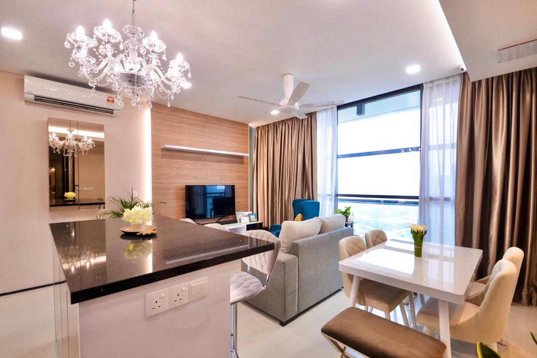 The Fennel Sentul East by Haven Interior & Construction Sdn Bhd