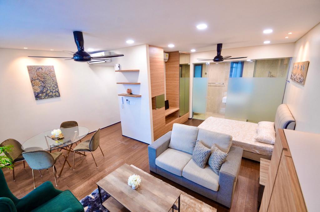 Condo, The Fennel Sentul East, Interior Designer, Haven Interior & Construction Sdn Bhd