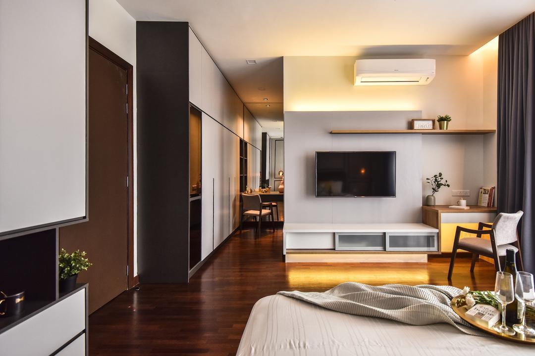Eco Sanctuary, Kota Kemuning by IQI Concept Interior Design & Renovation