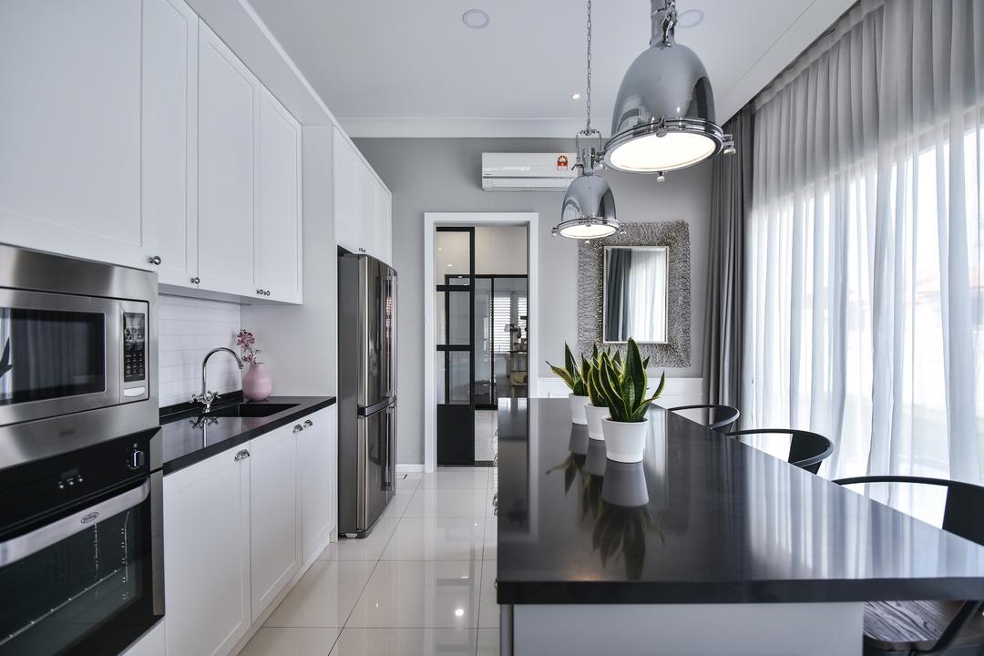 Temasya Sinar , Glenmarie by IQI Concept Interior Design & Renovation