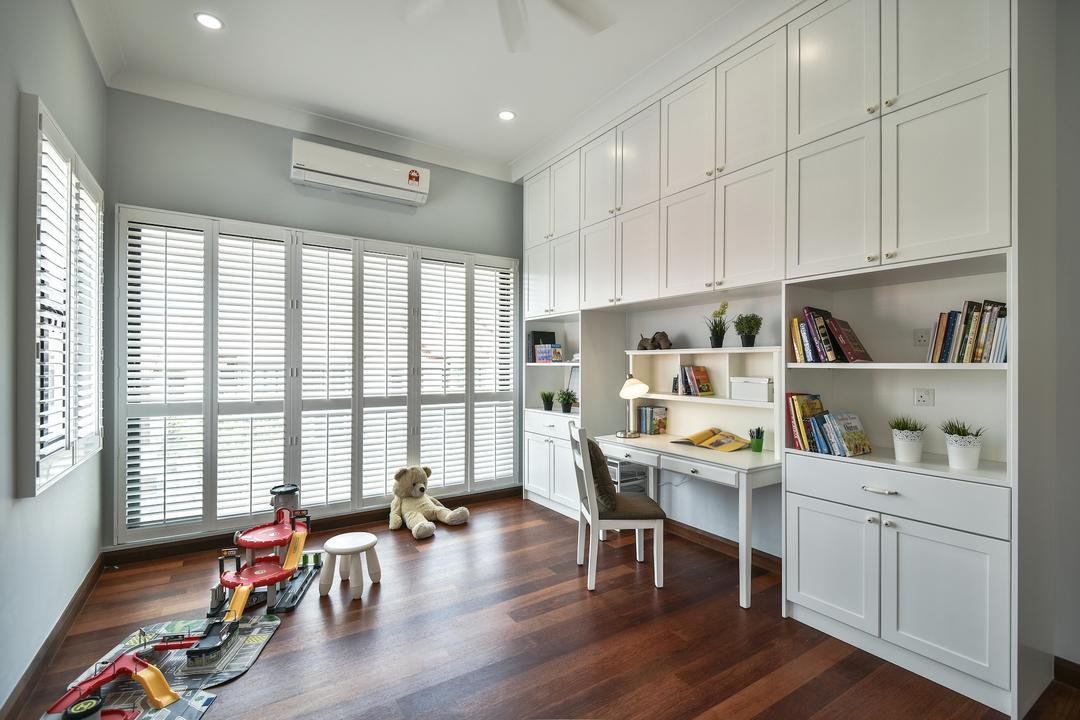 Temasya Sinar, Glenmarie by IQI Concept Interior Design & Renovation