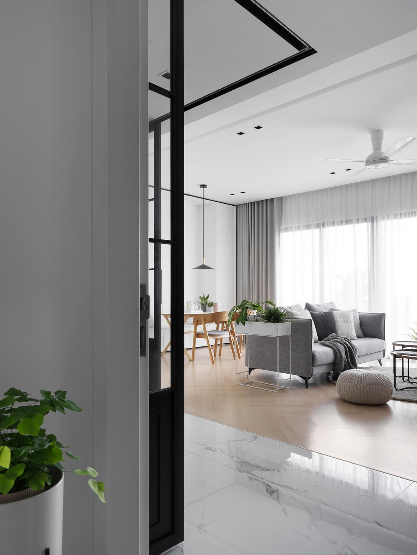 Cloudtree Residence, Cheras by PINS Studio