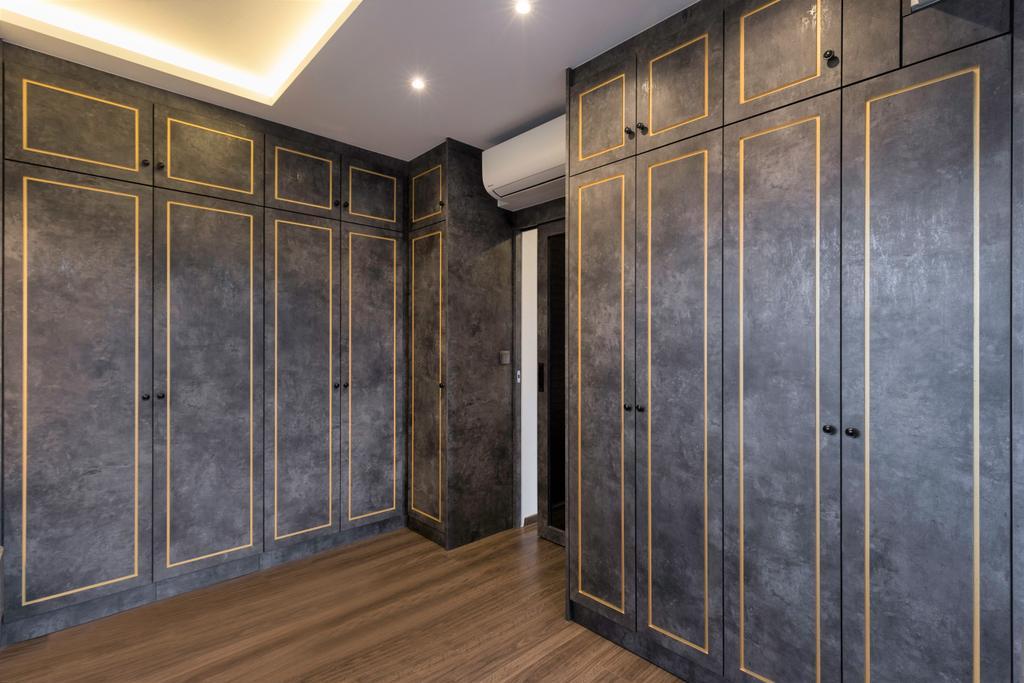 Contemporary, HDB, Lorong 1A Toa Payoh, Interior Designer, The Makers Design Studio