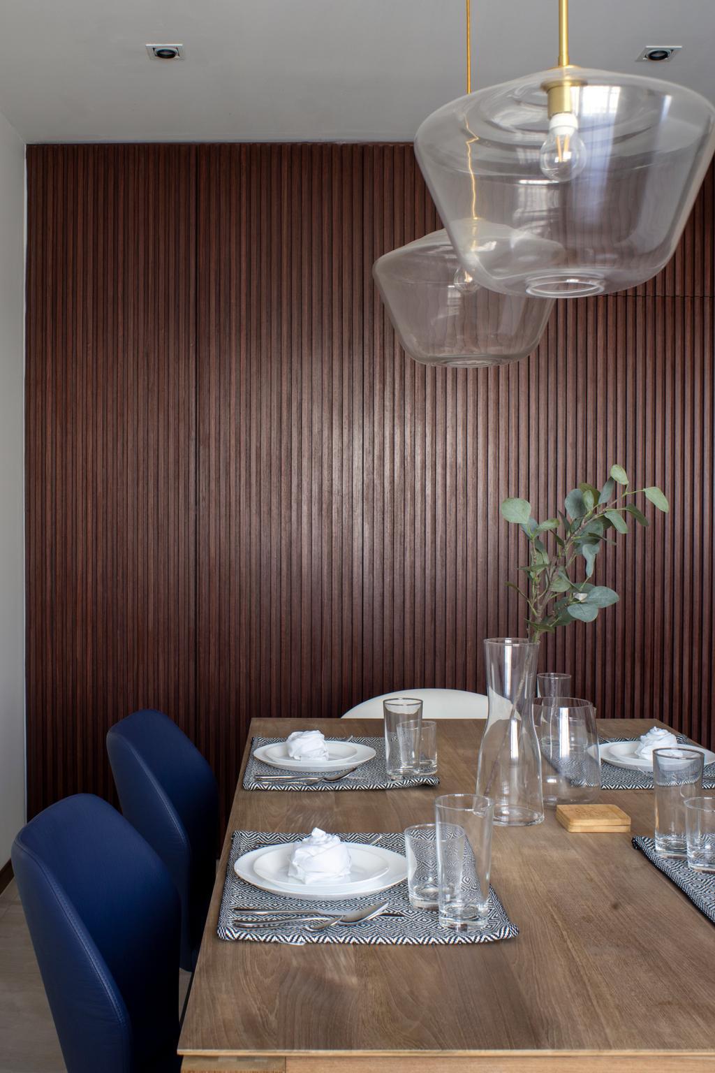Scandinavian, HDB, Dining Room, Jalan Rumah Tinggi, Interior Designer, Neu Konceptz, Contemporary