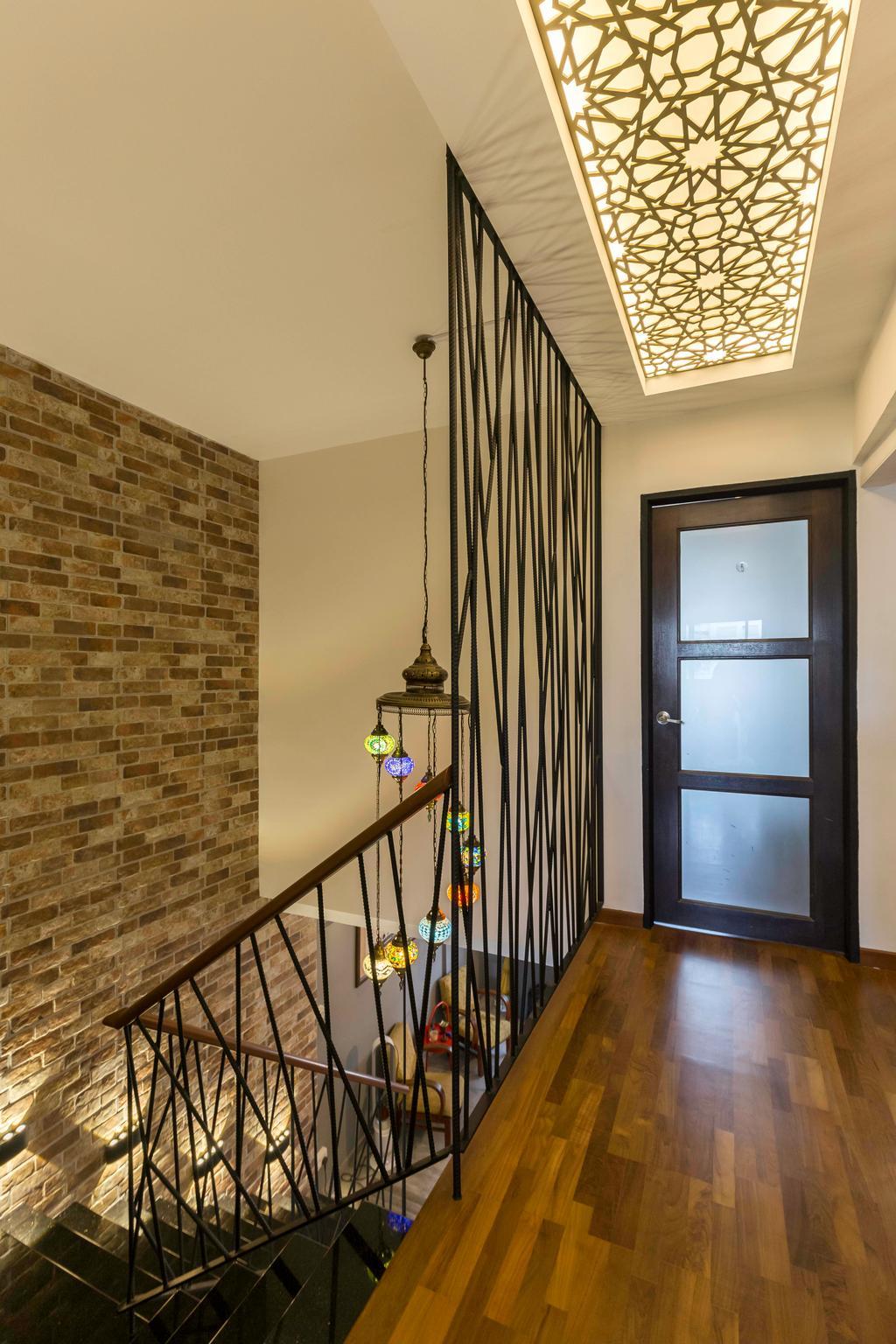 Eclectic, HDB, Bedok Reservoir Road, Interior Designer, Seven Heaven