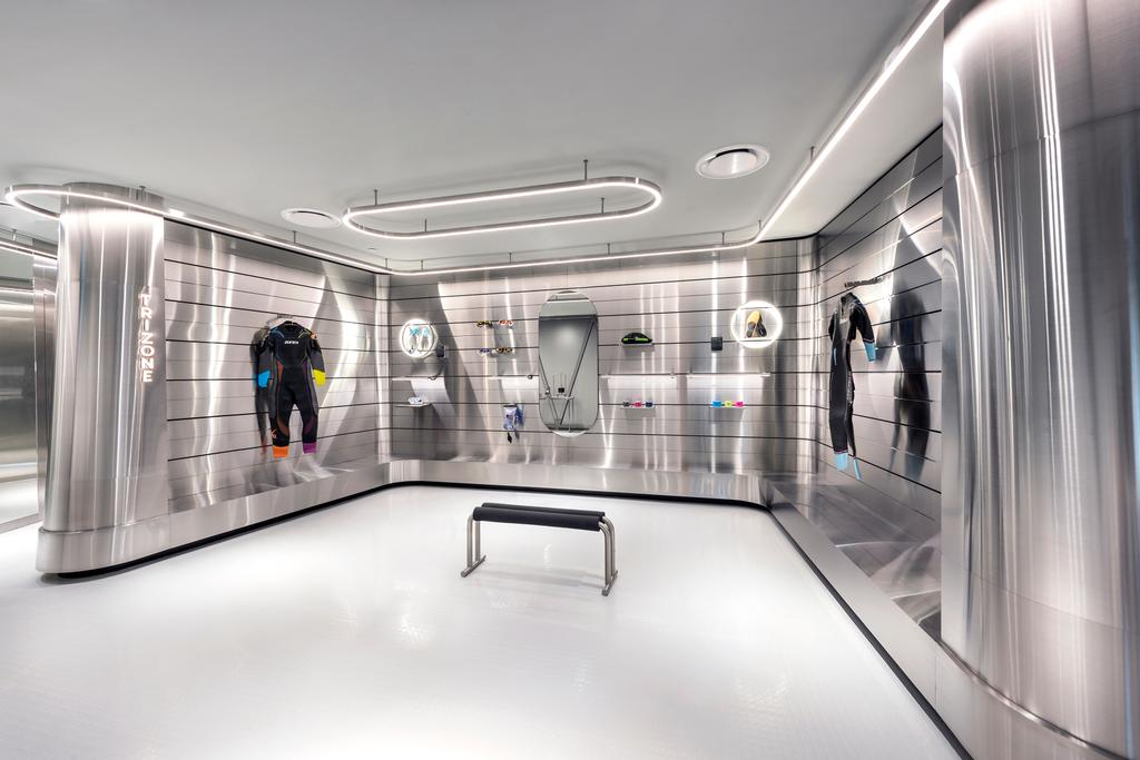 Durasport, Commercial, Architect, Ministry of Design, Contemporary, Industrial