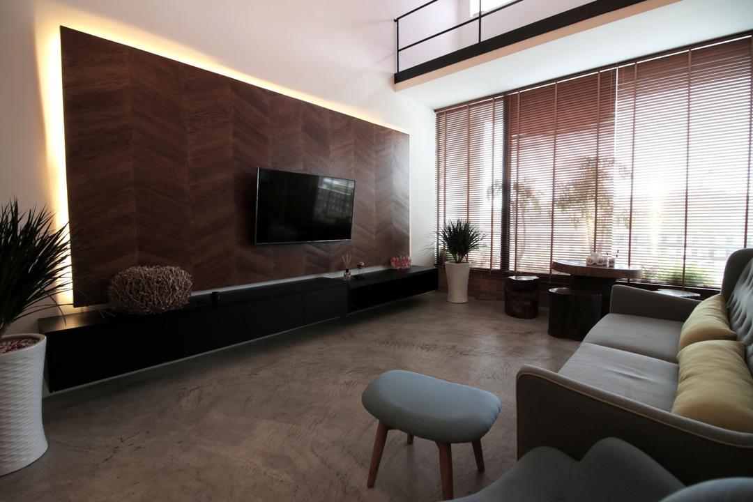 PJC Construction Office, Dataran Perniagaan Cheras by Wuyo Studio