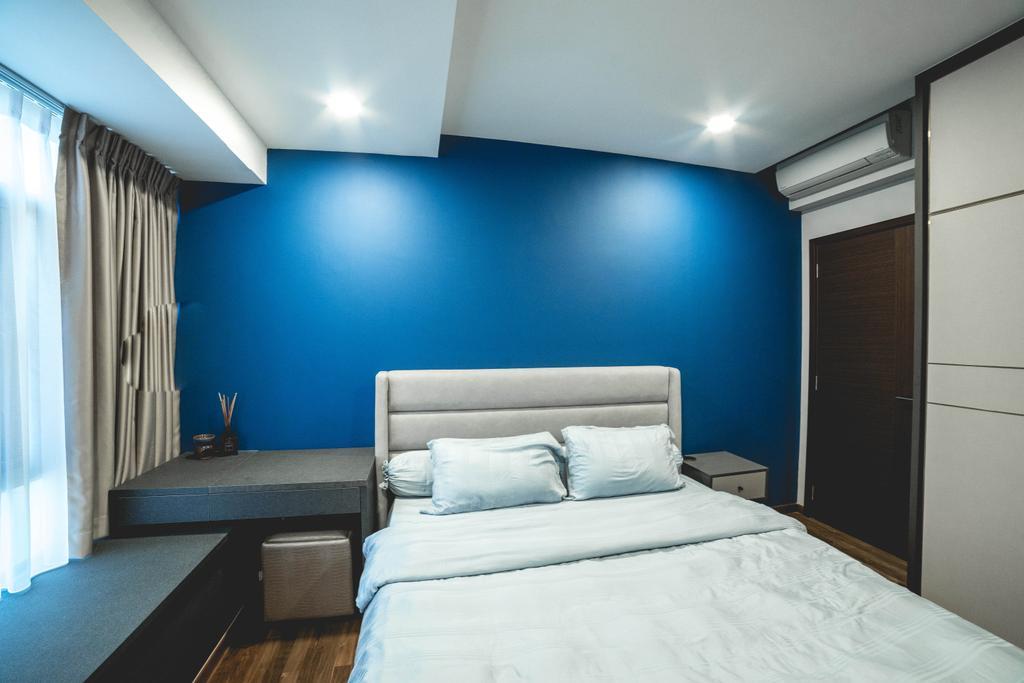 Contemporary, Condo, Bedroom, The Eastside, Interior Designer, Archive Design, Minimalistic