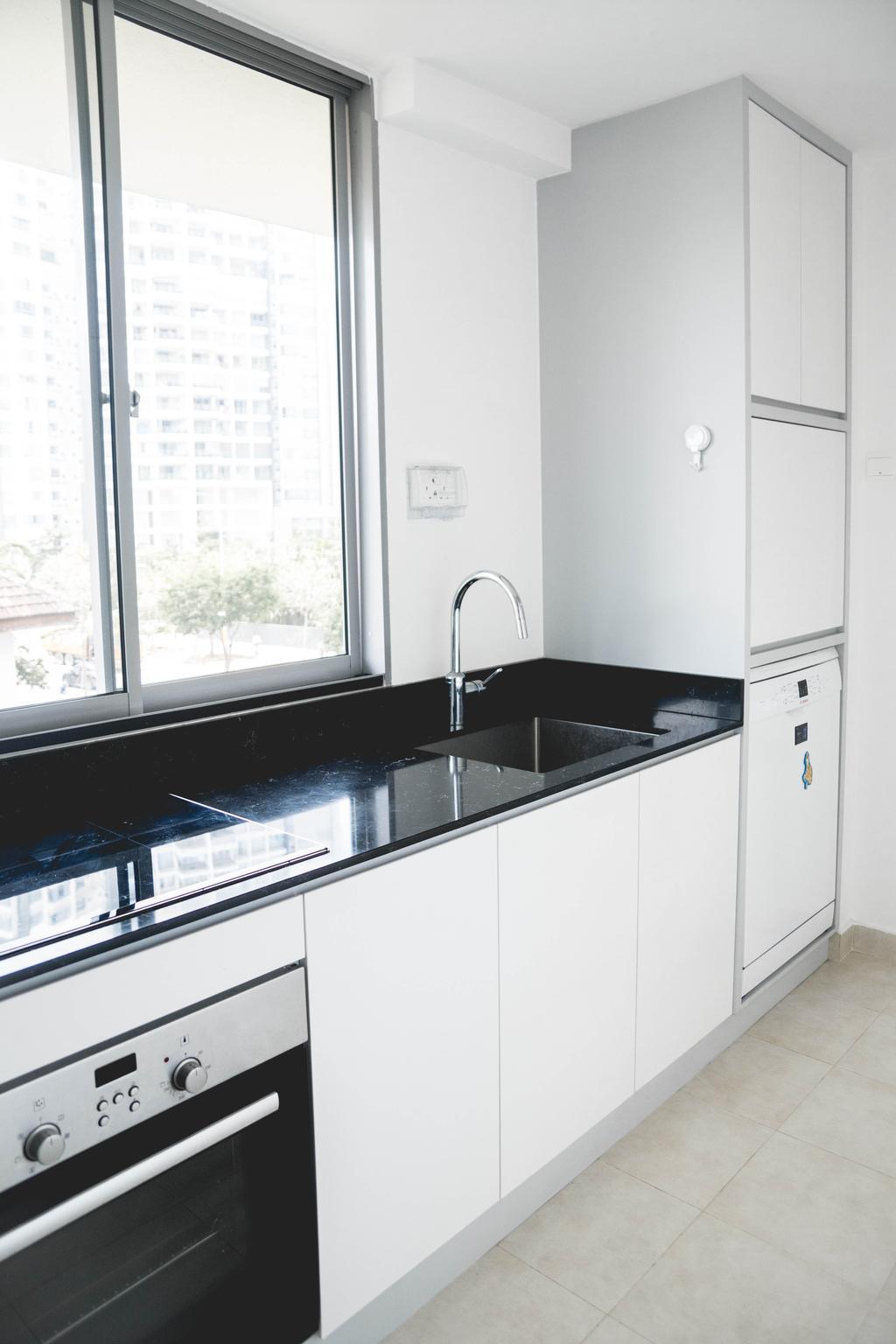 Contemporary, Condo, Kitchen, The Eastside, Interior Designer, Archive Design, Minimalistic