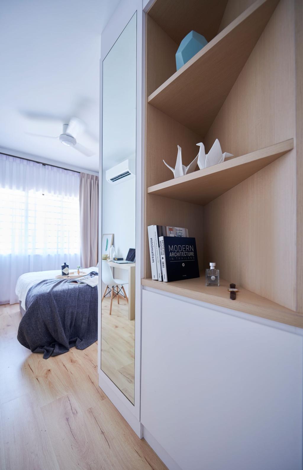 Scandinavian, Condo, Park View Court, Melaka, Interior Designer, LoHC studio