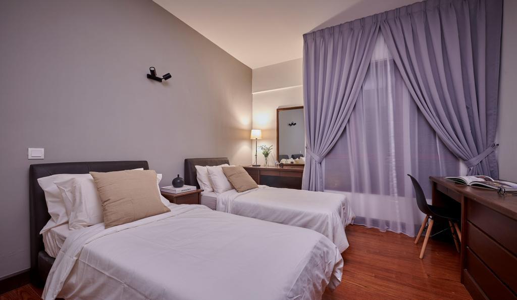 Contemporary, Condo, Bedroom, Sri Penaga, Bangsar, Interior Designer, LoHC studio