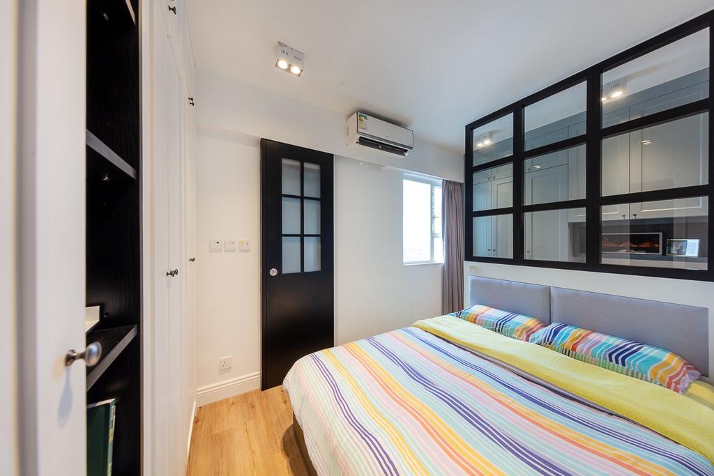 過渡時期, 私家樓, 睡房, 觀塘樂意園, 室內設計師, am PLUS