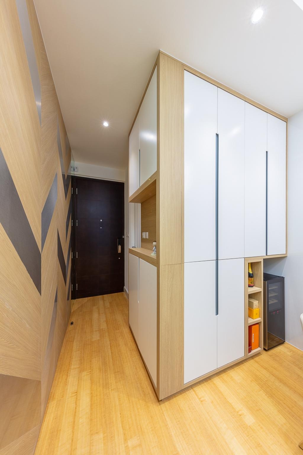 簡約, 私家樓, 客廳, 天宇海, 室內設計師, am PLUS