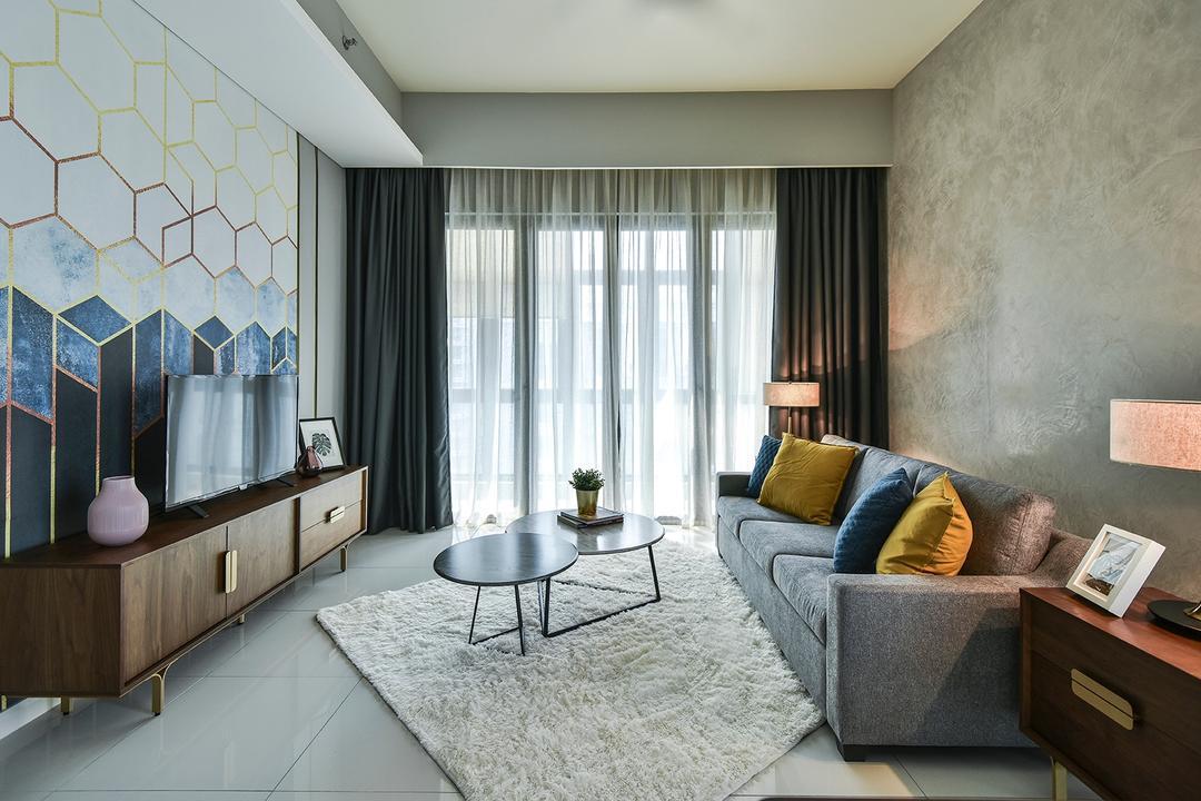 Tribeca, Kuala Lumpur by Cube Asia Design