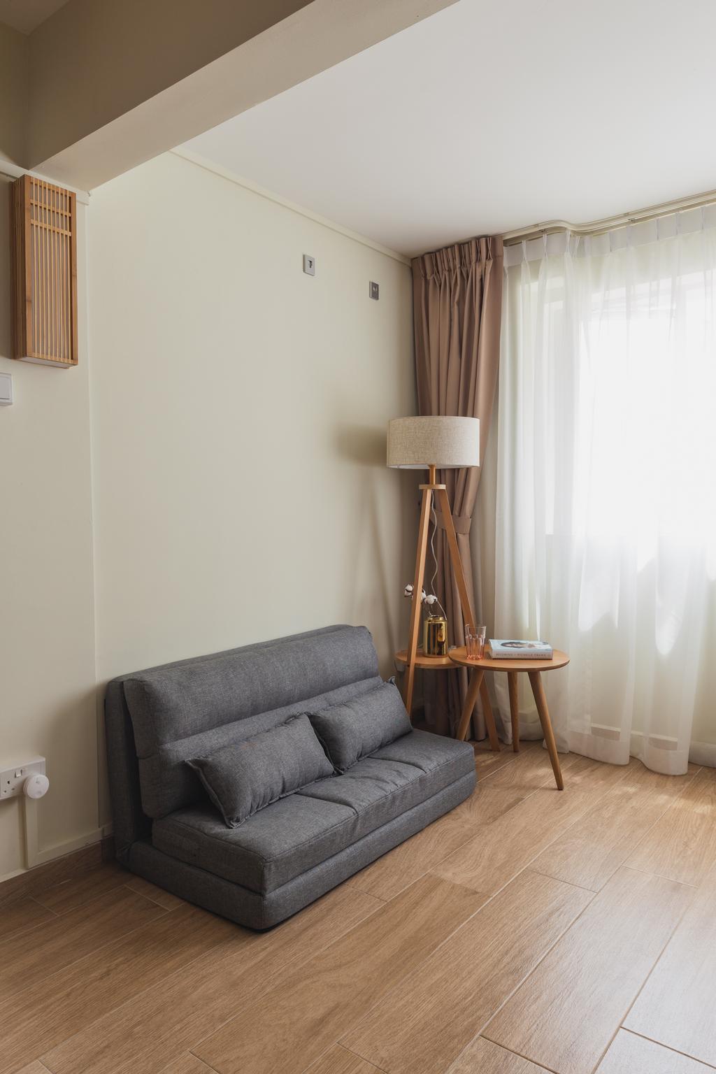 Minimalistic, HDB, Living Room, Bishan Street 13, Interior Designer, Yang's Inspiration Design, Contemporary, Scandinavian