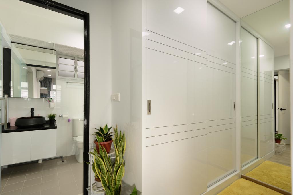 Modern, HDB, Living Room, Canberra Street, Interior Designer, Darwin Interior